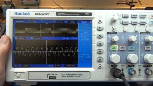 Taking-Measurements-With-An-Oscilloscope