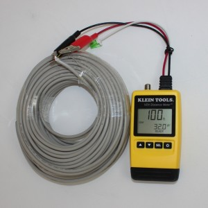 Tip Using The Vdv501 089 Distance Meter With Unknown Wire