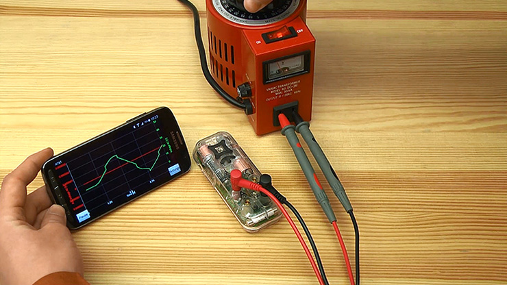 Mooshimeter Data-Logging Digital Multimeter