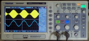 entry level oscilloscope low-cost