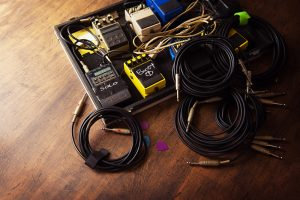 guitar audio processing equipment