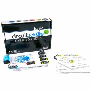 Basic Electron Inks Kit - best electronics kits for adults