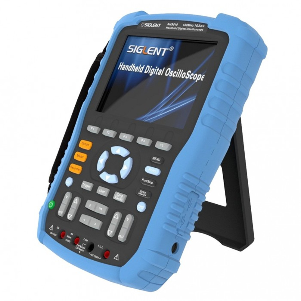 Siglent SHS815 150MHz 2 Channel Handheld Oscilloscope Best Portable and Handheld Oscilloscopes