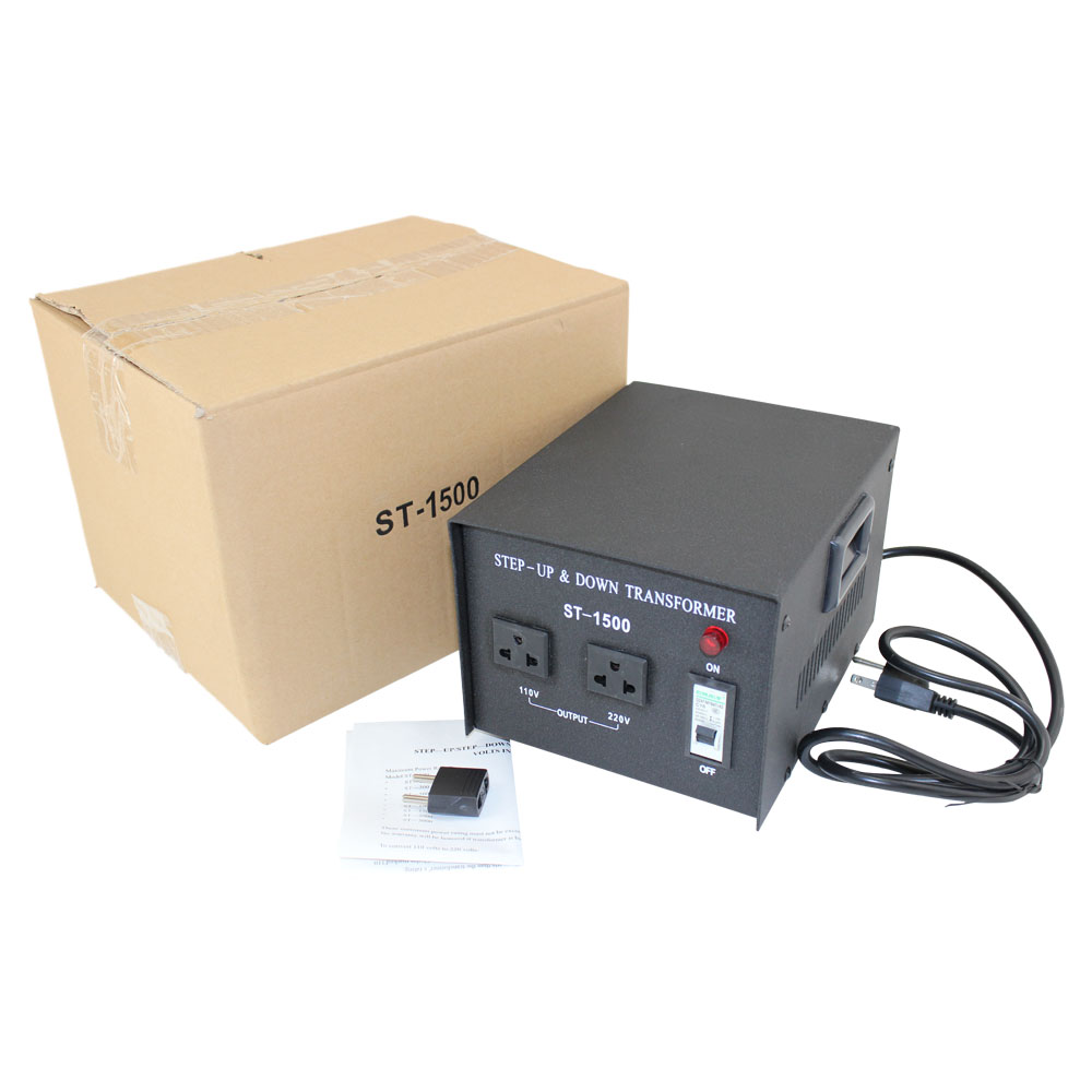 1500 Watt Step Up Down Transformer How To Use A Digital Circuit Breaker Finder Accessory Kit Youtube