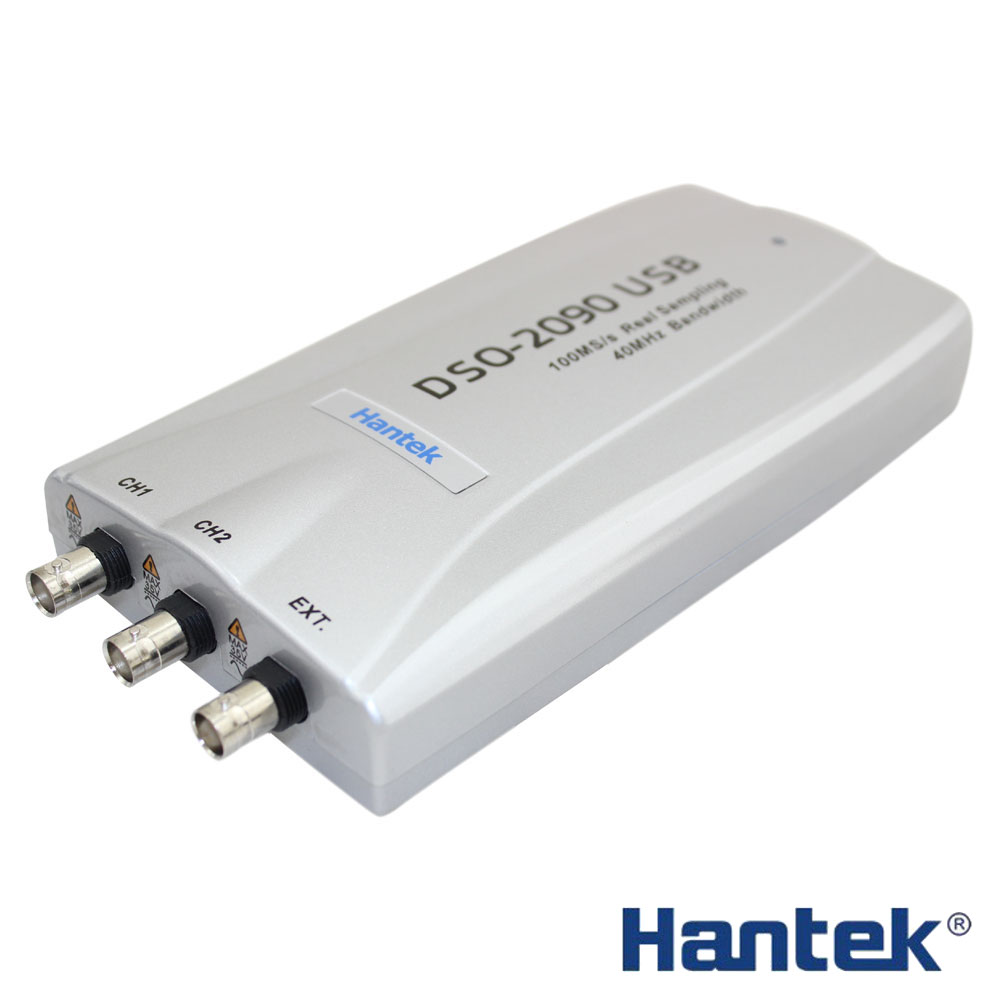 HANTEK 40MHZ PC BASED USB OSCILLOSCOPE