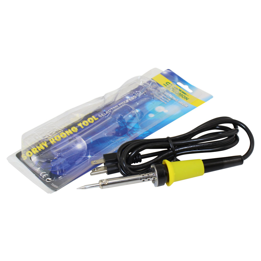 3-Wire 40 Watt Soldering Iron for 110 Volts