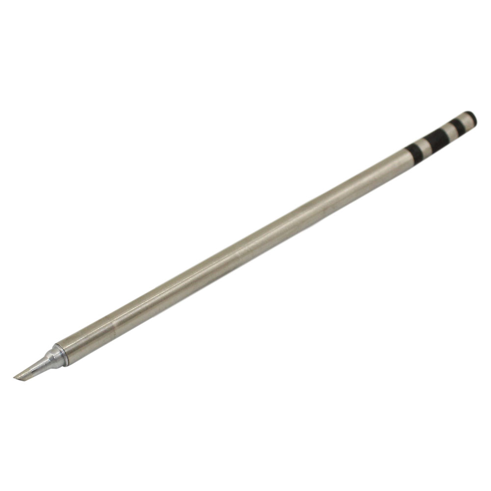 2MM CHISEL TYPE LEAD-FREE SOLDER TIP/ELEMENT