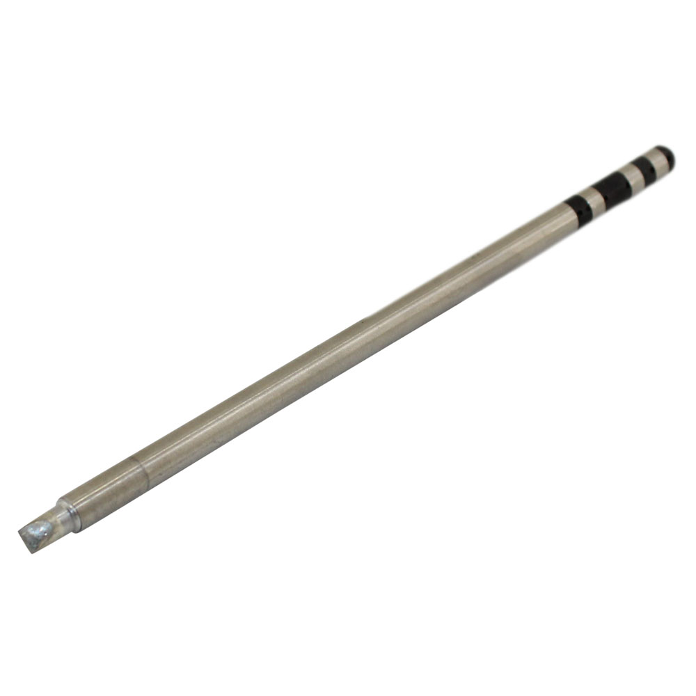4MM BEVEL TYPE LEAD-FREE SOLDER TIP/ELEMENT