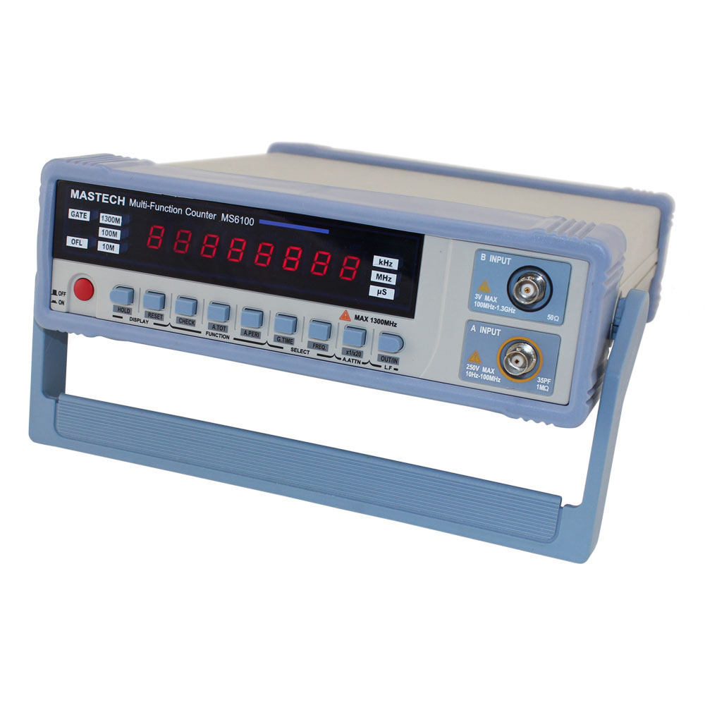 High Frequency Meter : Hz to ghz intelligent multi function digital