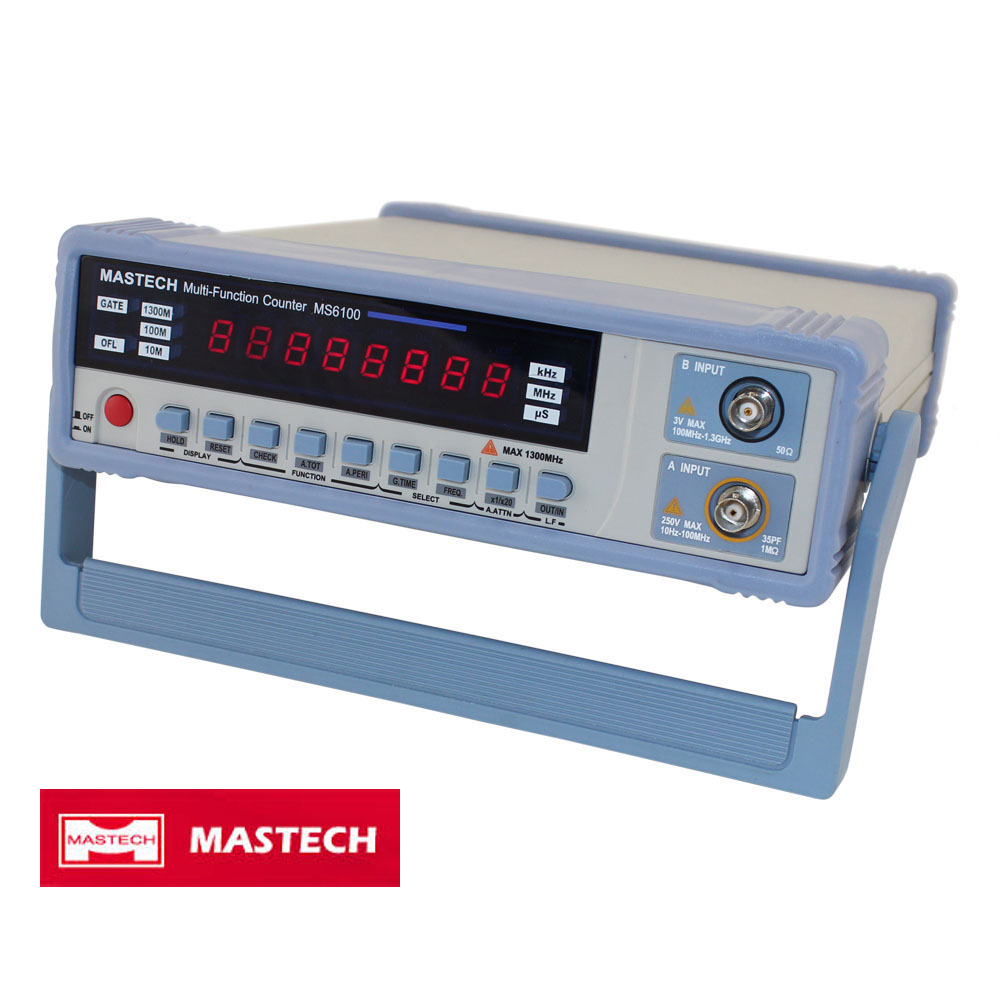 MASTECH MULTI-FUNCTION DIGITAL COUNTER
