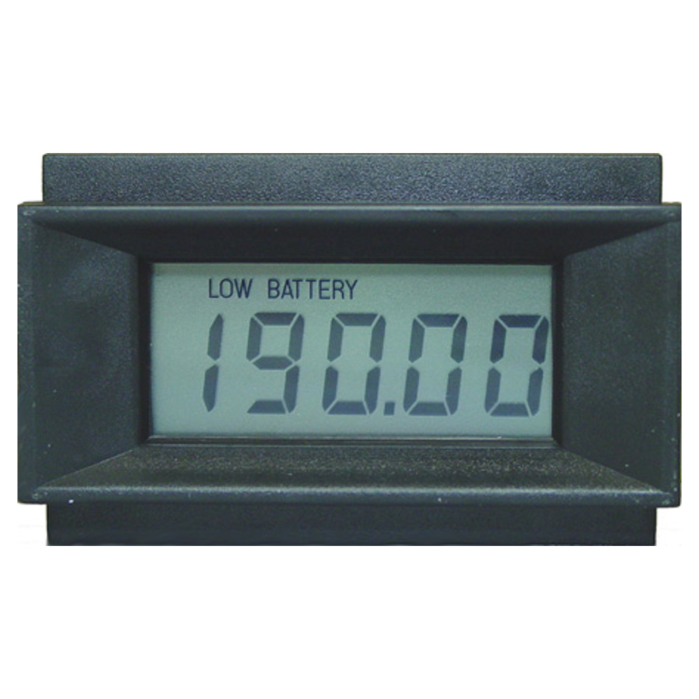 Lcd Panel Meter : New digit lcd digital panel meter circuit specialists