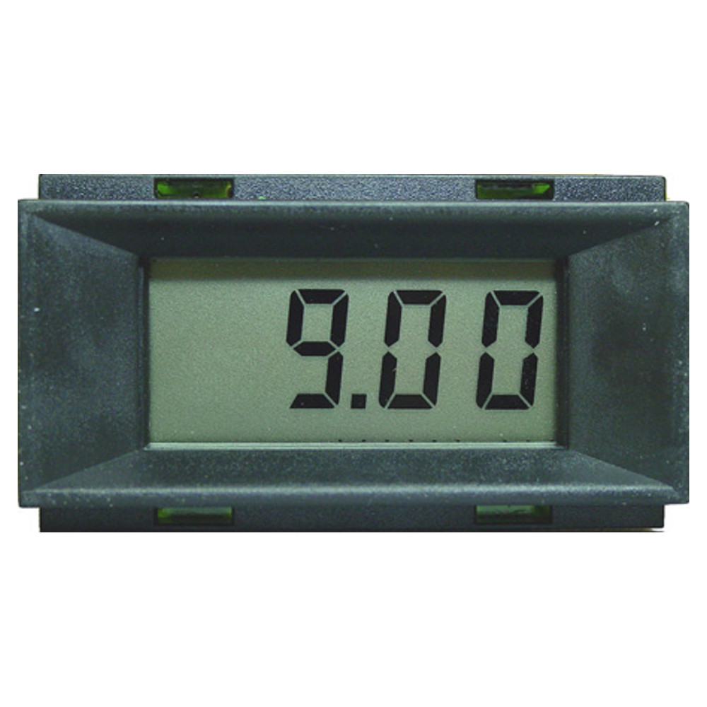 Lcd Panel Meter : New digit lcd panel meter pm a digital