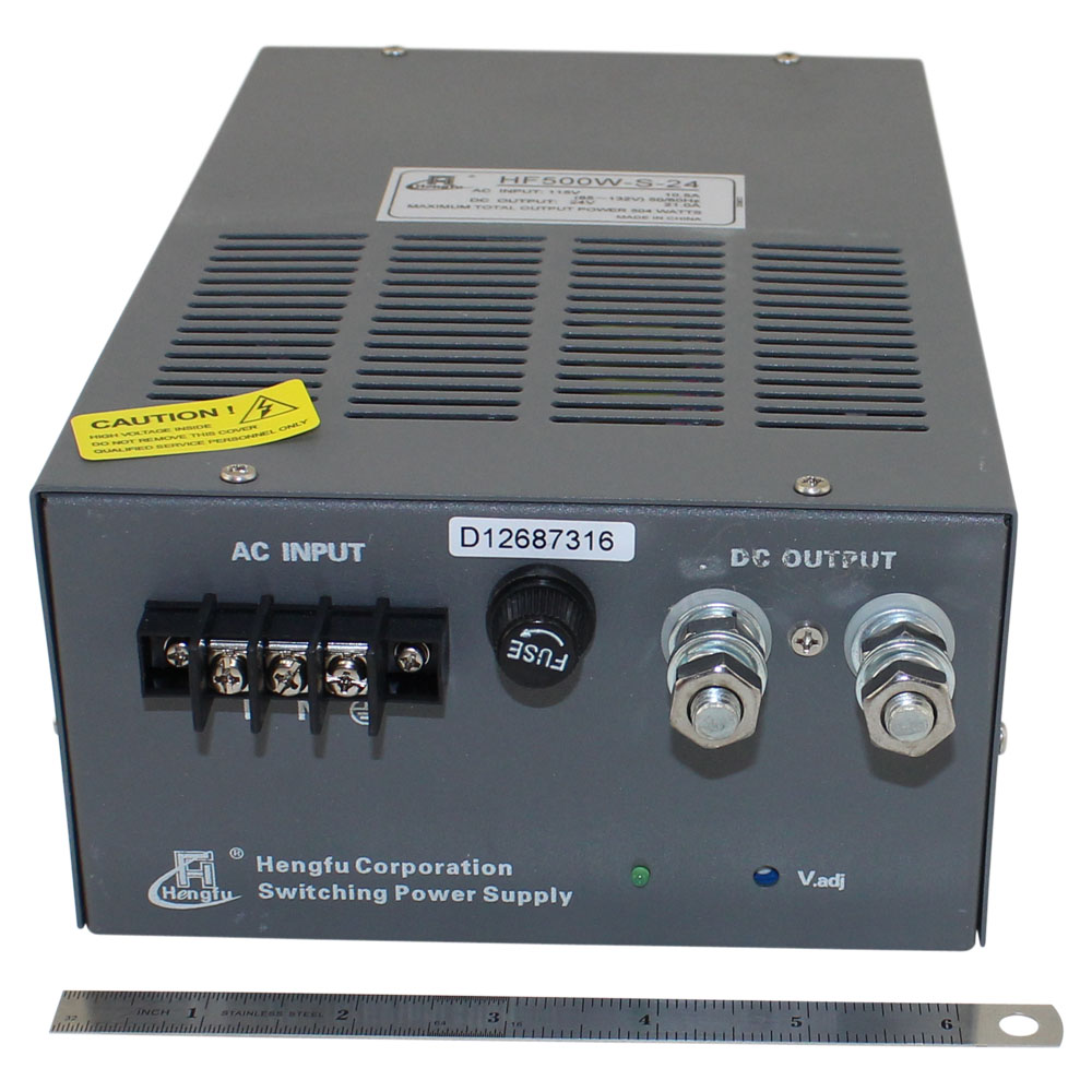 24V Power Supply - 21A Single Output