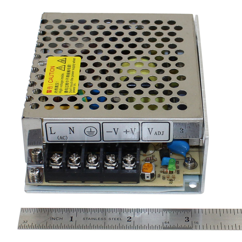 48 Volt Power Supply - 0.57 Amp Single Output