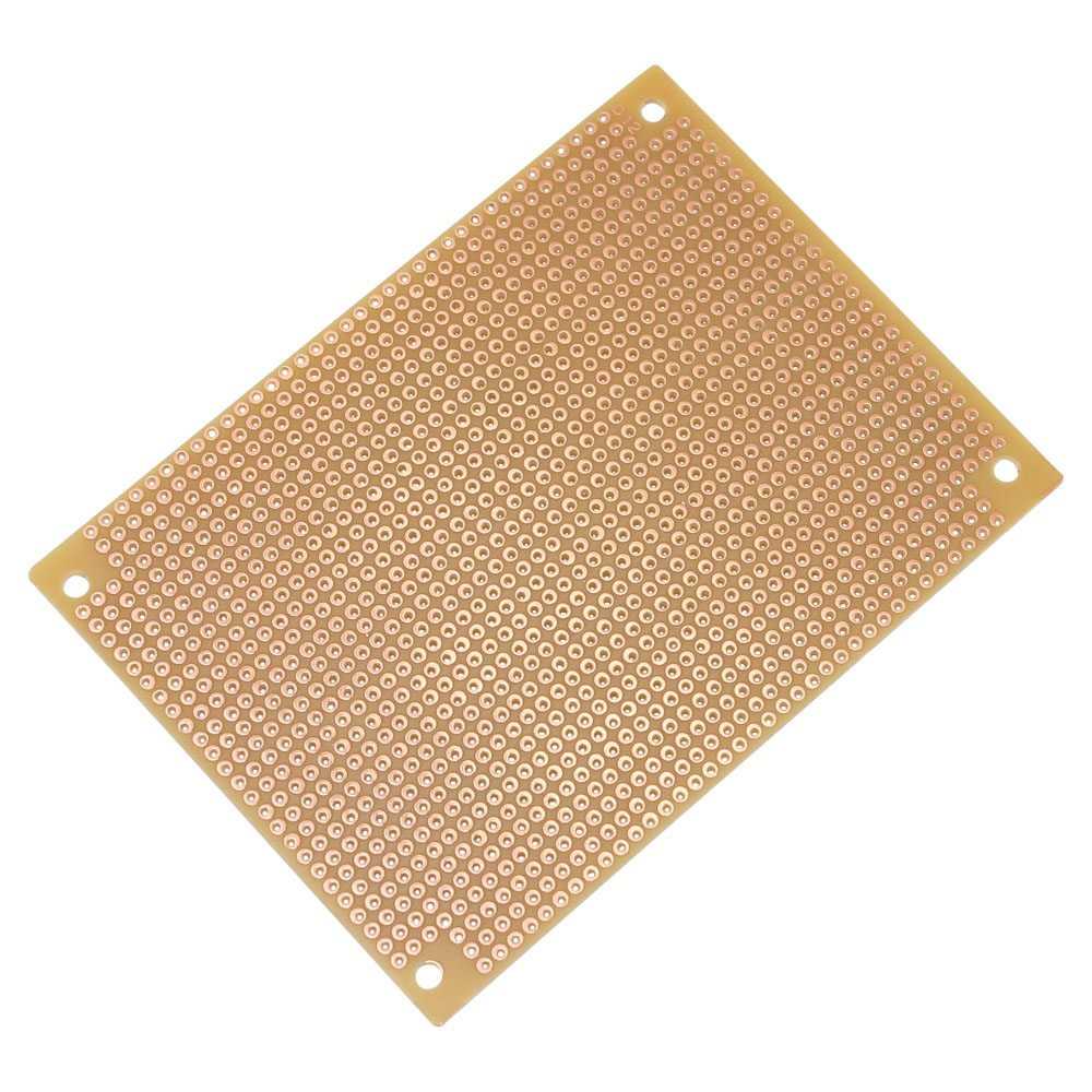 SOLDERABLE PERF BOARD, COPPER
