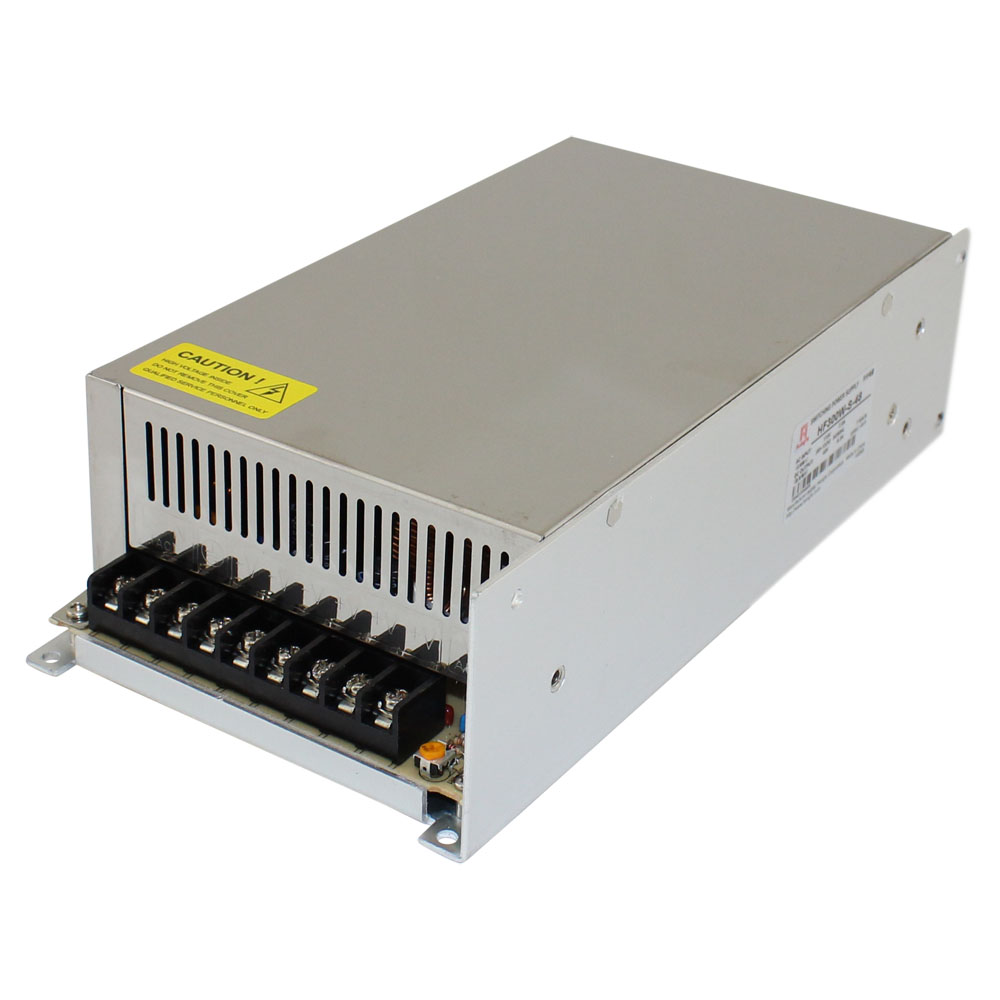 300W 48V 6.3A SING OUTPUT PS