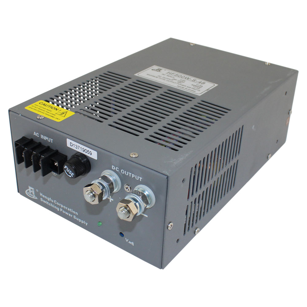 500W 48V  11A SING OUTPUT POWER SUPPLY
