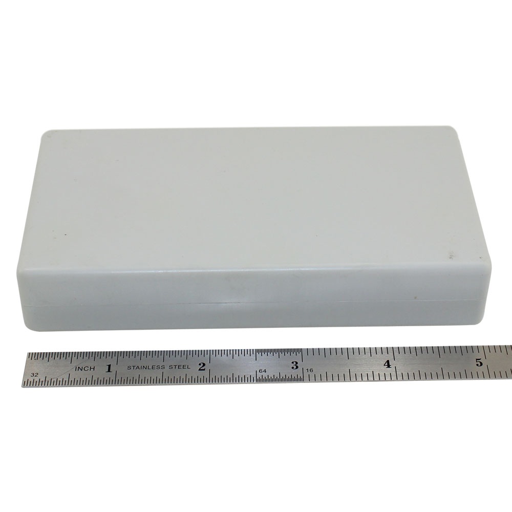 Molded Plastic Project Box - 5.1