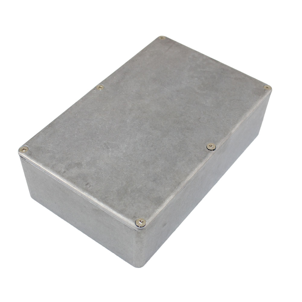 HAMMOND ALUMINUM DIE CAST ENCLOSURE