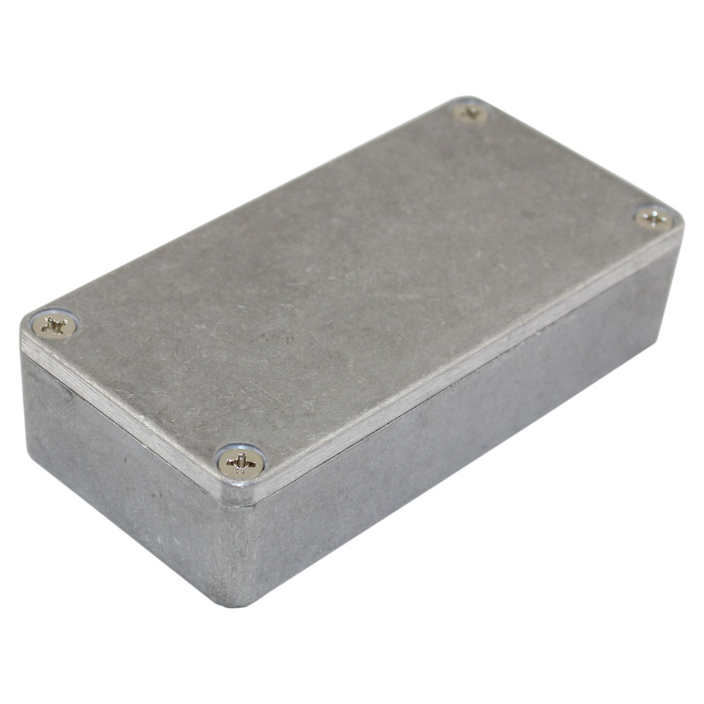 EXTRUDED ALUMINUM ENCLOSURE