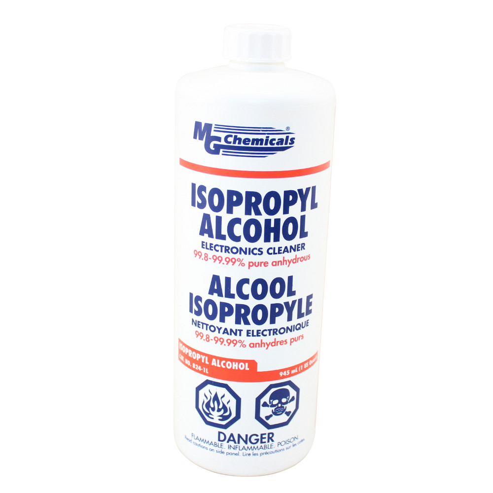 ISOPROPYL ALCOHOL 1 LITER LIQU