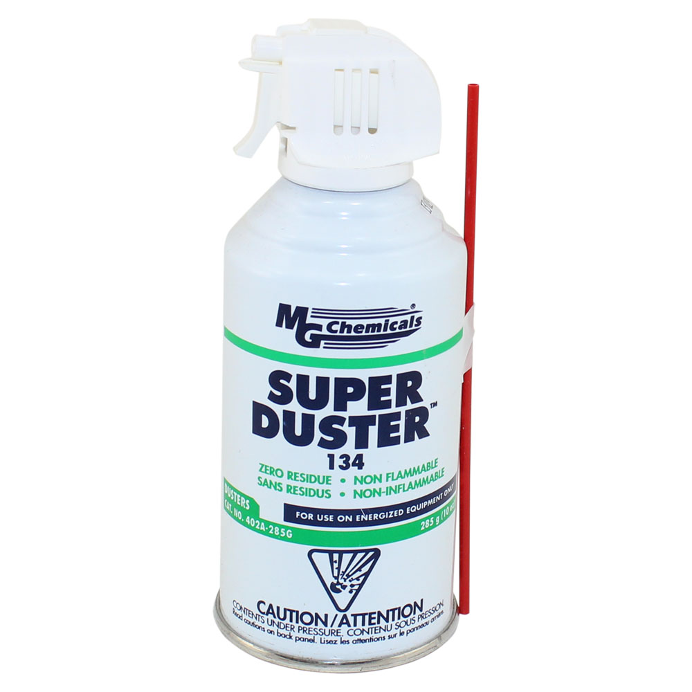 10 OZ SUPER DUSTER AEROSOL