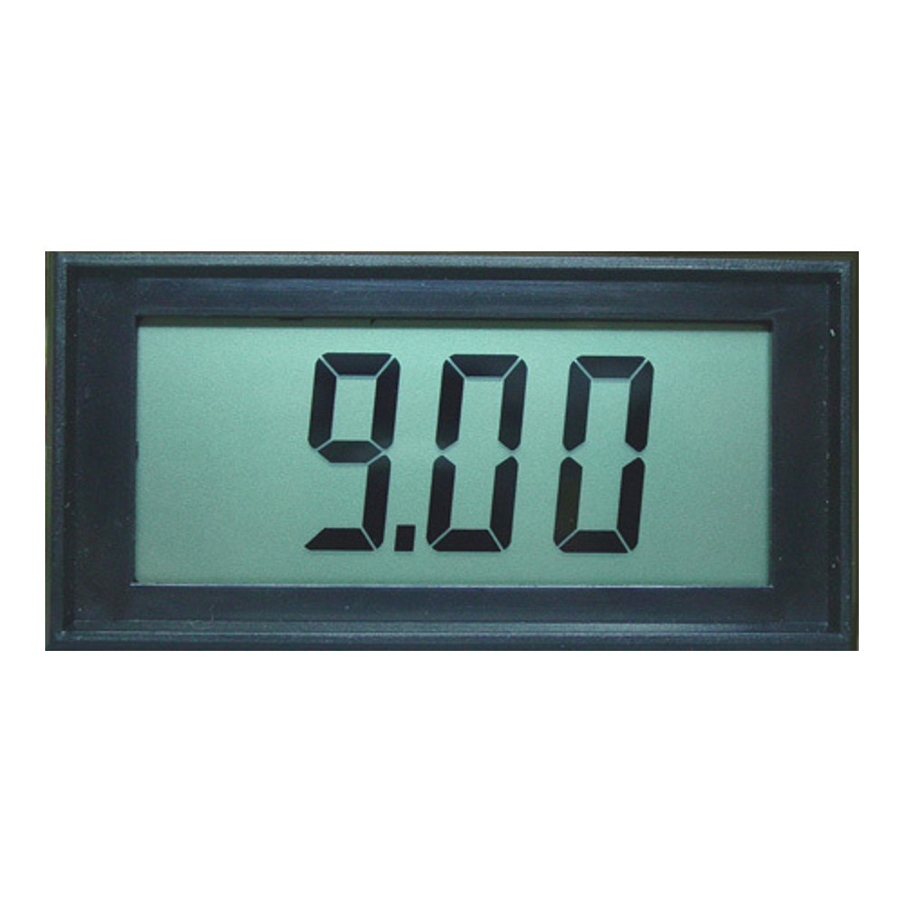 Lcd Panel Meter : New lcd panel meter pm a digital meters