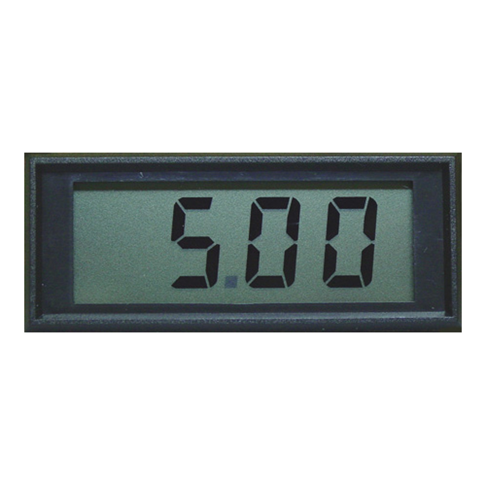 Lcd Panel Meter : New mini lcd panel meter cx b digital meters