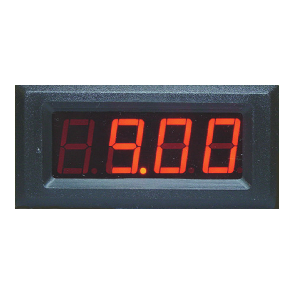 New 3 1 2 Digit Led Panel Meter Cx102a Digital Meters Ammeter Wiring Diagram