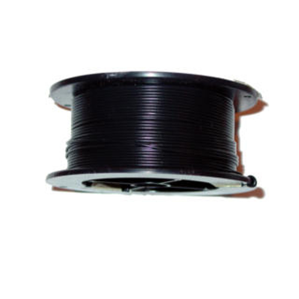22AWG 1000FT SOLID BLACK