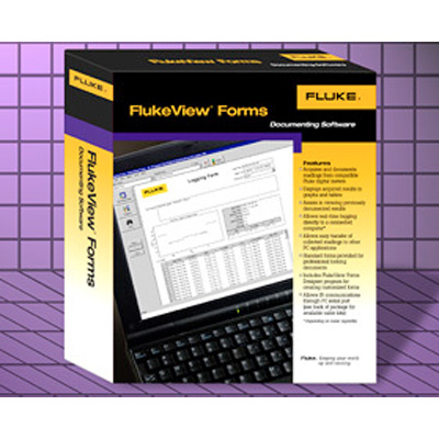 FLUKEVIEW FORMS 1.5 SOFTWARE W