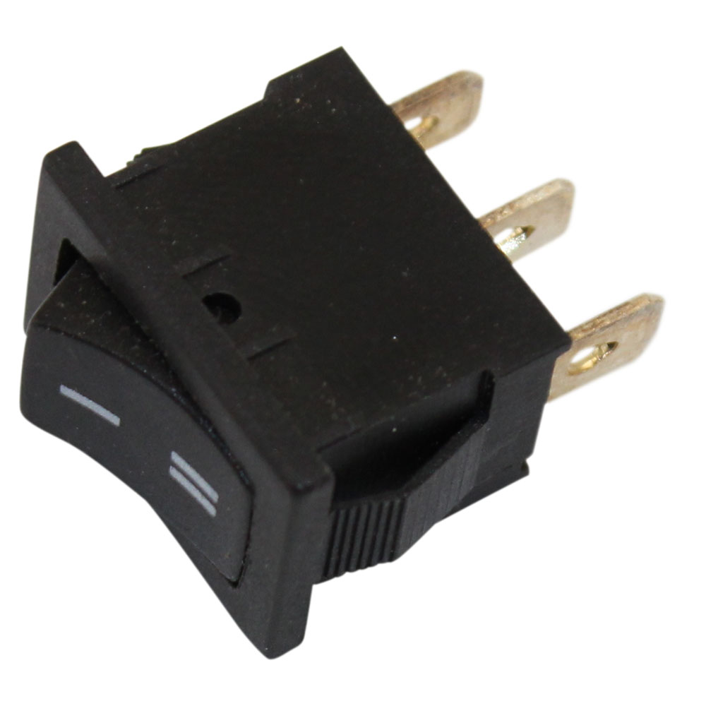 ROCKER SWITCH  ON-ON  10A 125V
