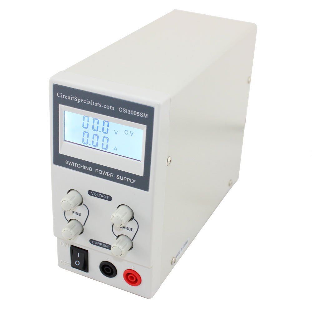 30 Volt Adjustable Switch Mode Dc Power Supply 5 Amps