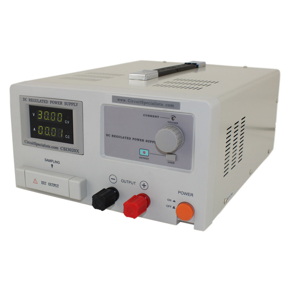 Benchtop Power Supplies Fixed Adjustable Programmable Dc Supply By Lm338 Electronic Projects Circuits 30 Volt 20 Amp Linear Bench