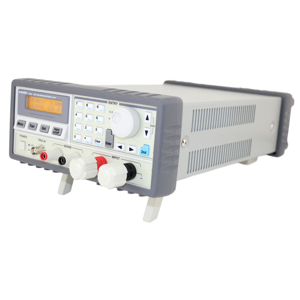 Array 3721A 400 Watt Programmable DC Electronic Load 0-80V, 0-40A