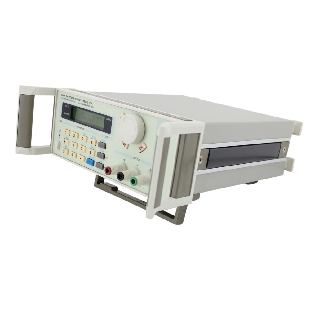 72 Volt DC 1.5 Amp Programmable Linear Power Supply