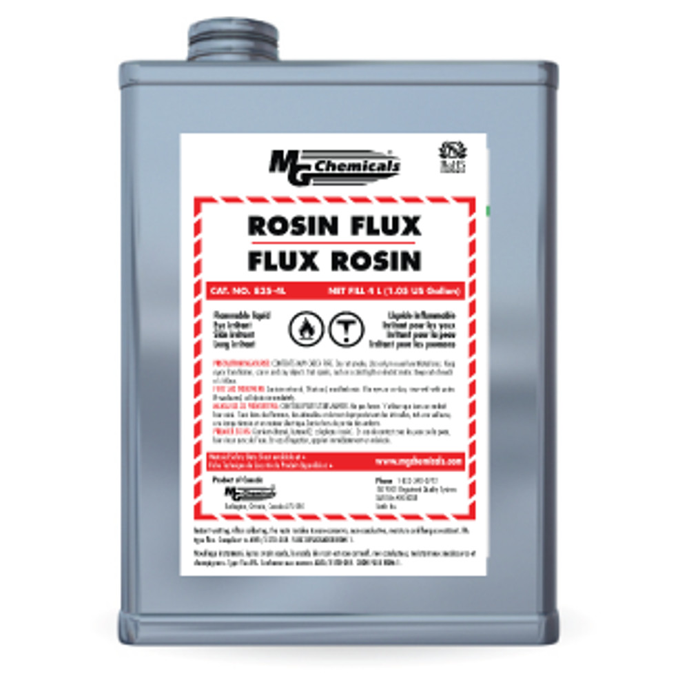Liquid Rosin Flux - 1 gal.
