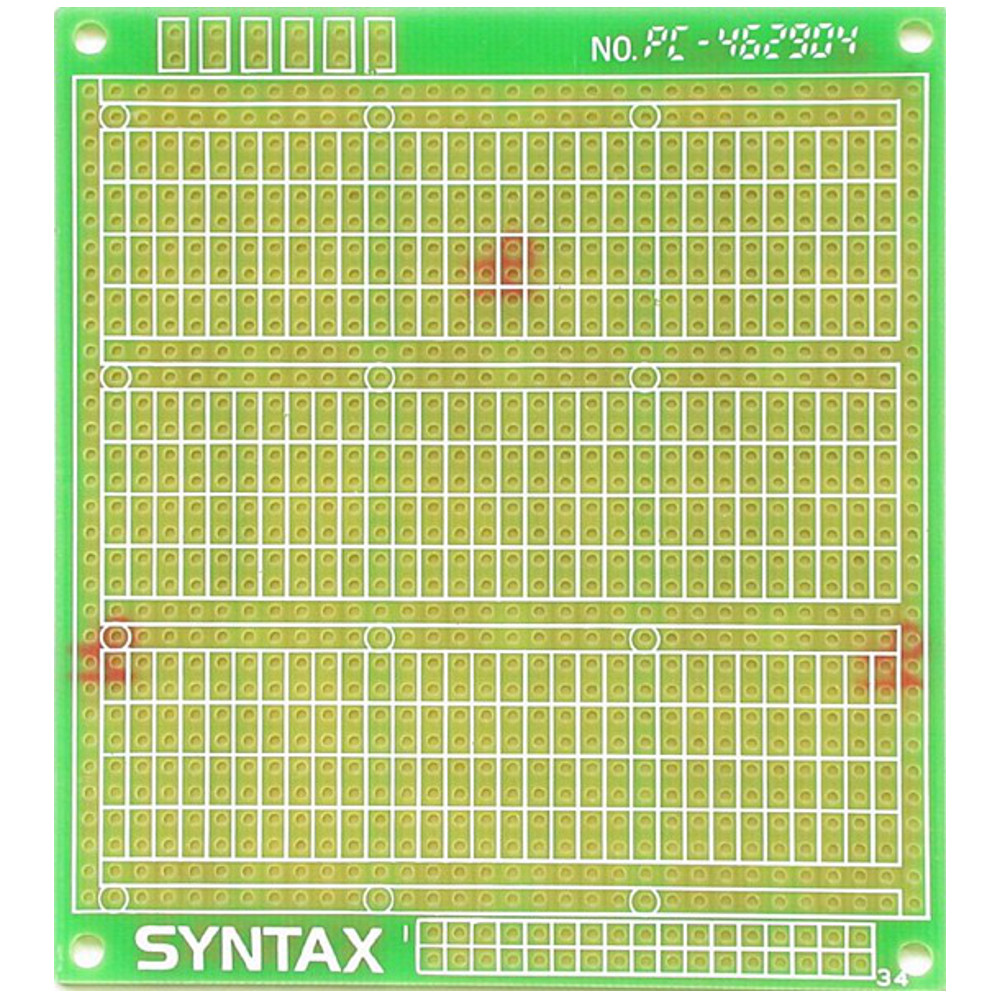 SYNTAX PROTOTYPING BOARD