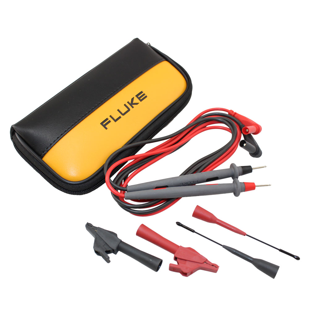 FLUKE BASIC ELECTRONIC TEST LEAD SET