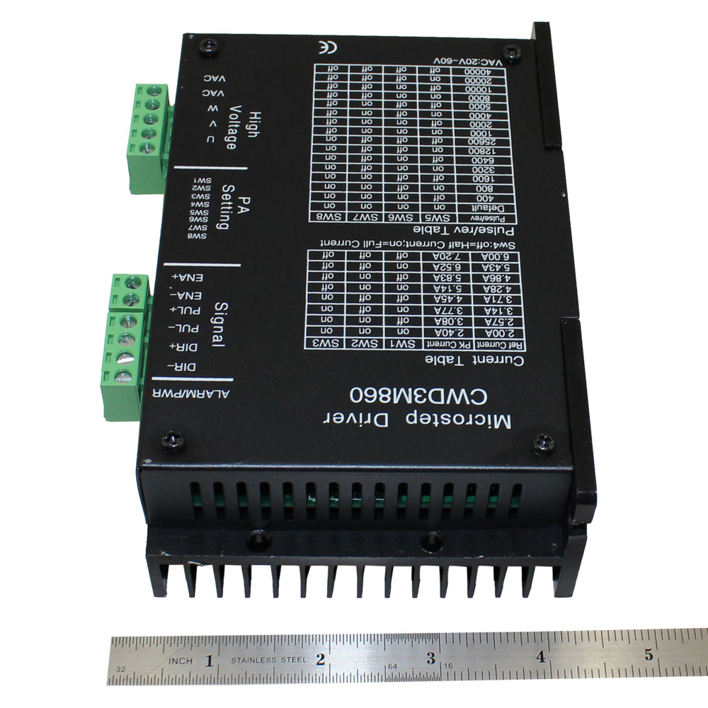 CWD3M860 Stepping Motor Driver
