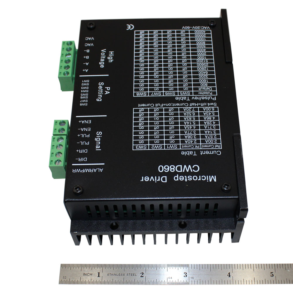 CWD860 Stepping Motor Driver