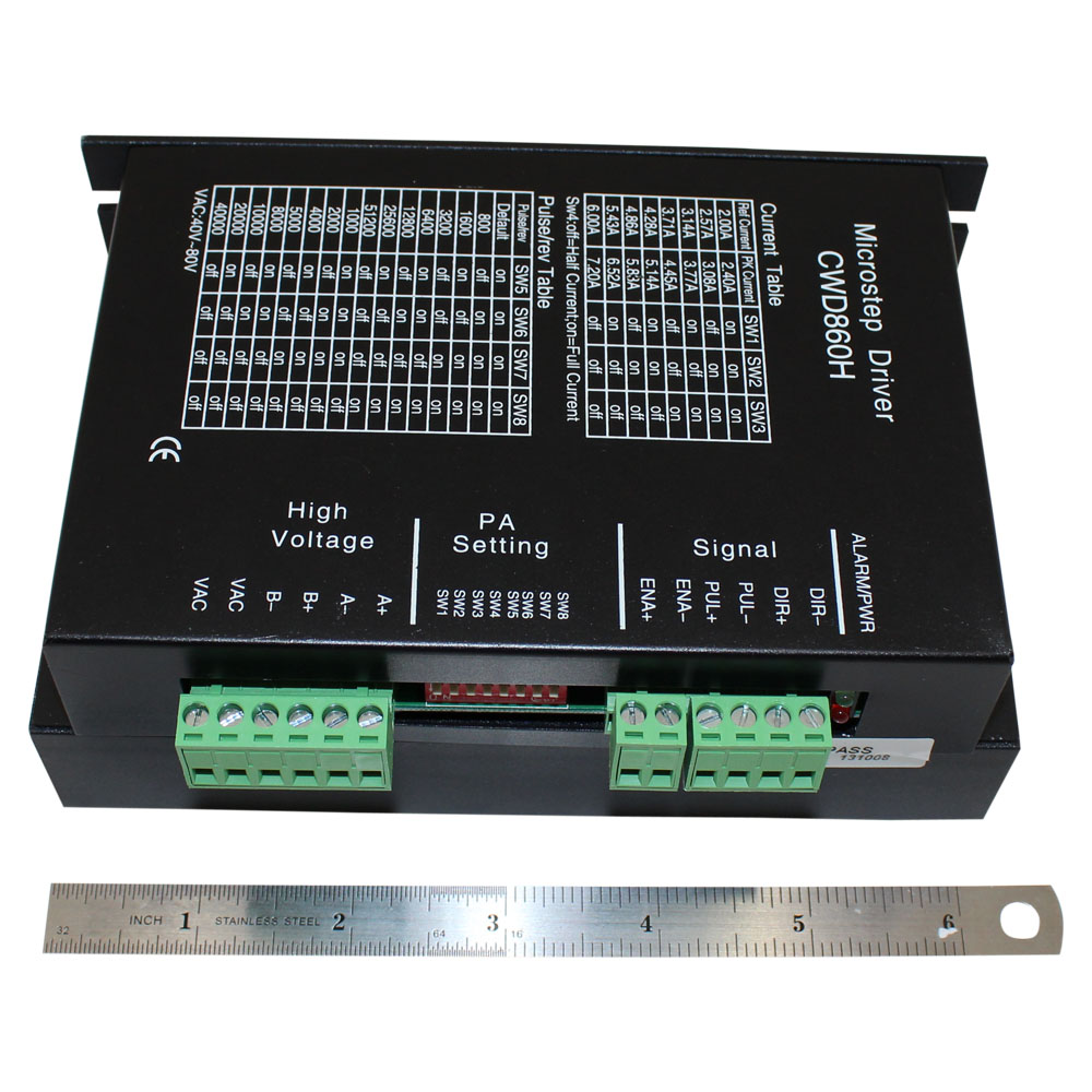 CWD860H Stepping Motor Driver