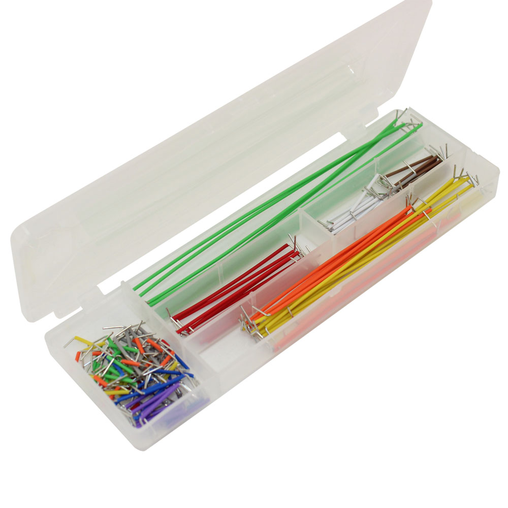 140 PIECE WIRE KIT F BREDBRDS.