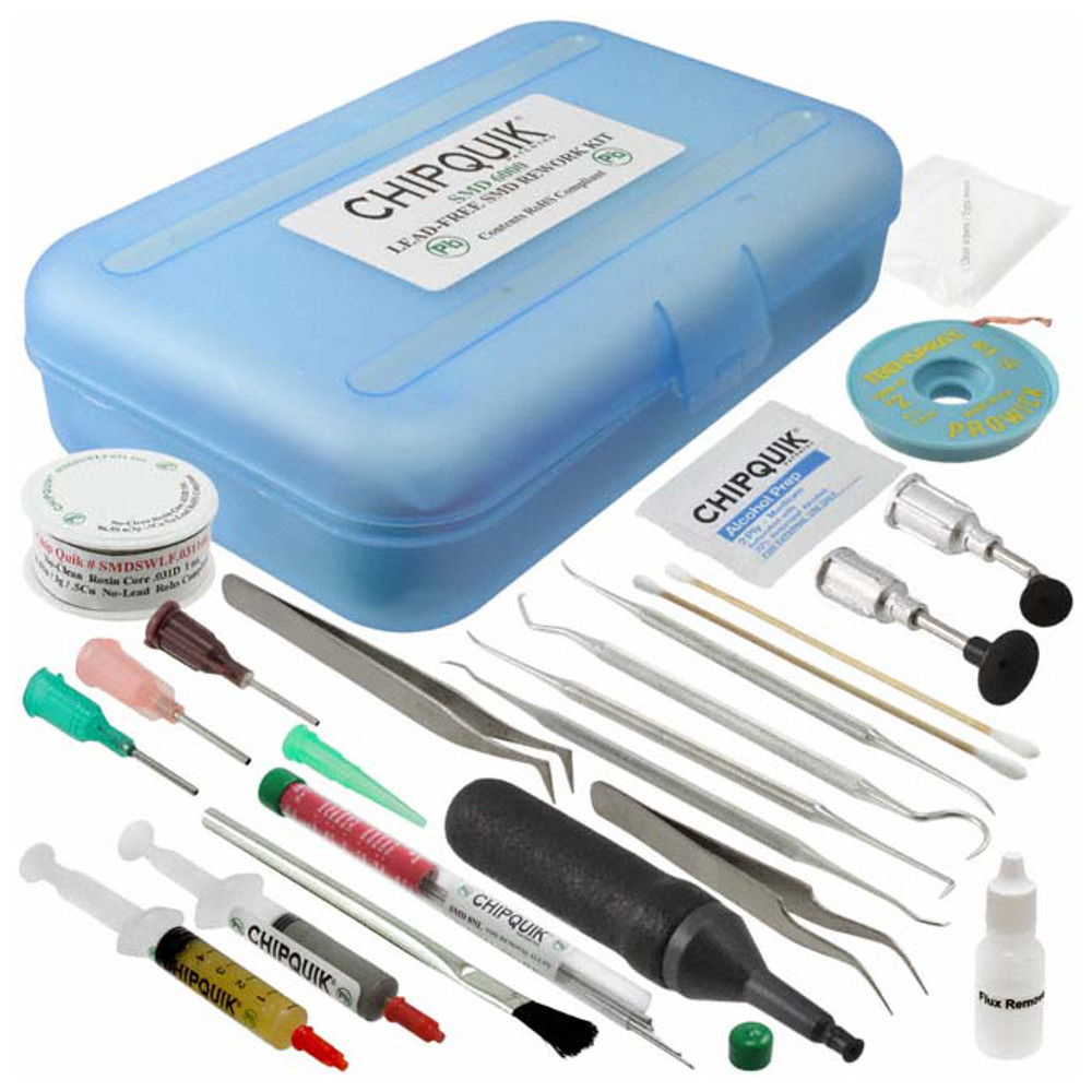 CHIP QUIK SMD REMOVAL KIT REPL
