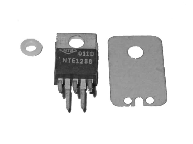 Schematic Audio Amplifier With Ic An214