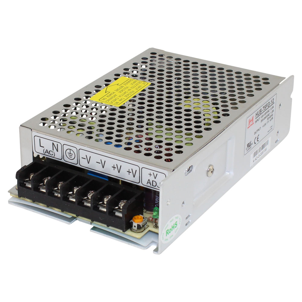 12 volt 6 3 amp switching power supply