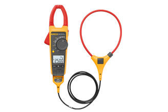 TRUE-RMS AC/DC CLAMP METER