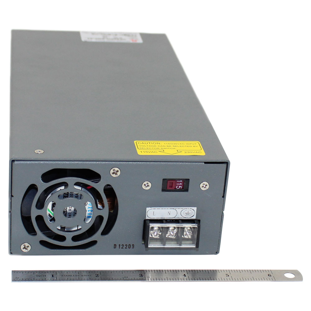 600 Watt 12 Volt 50 Amp Power Supply The Circuit Of Bench Amplifier Is Chosen To Represent This Article