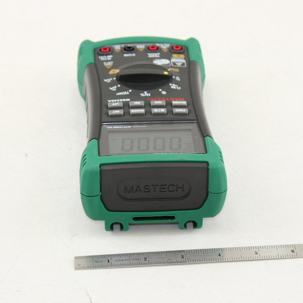 Rugged Precision Mastech MS8340A 6000 Count DMM