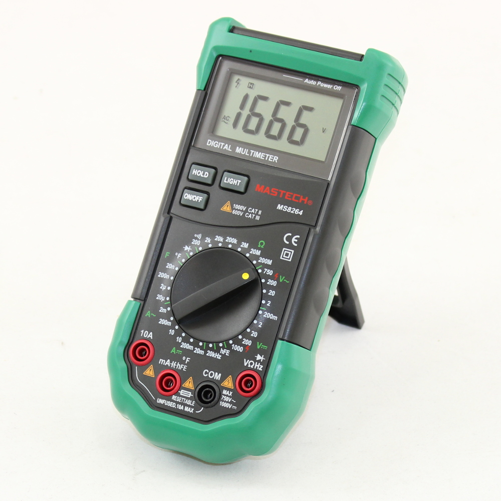 New Low-Price Multi-Function Digital Multimeter ...